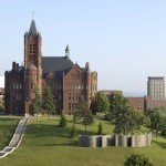 Picture of SU campus - Crouse