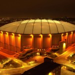 Picture of SU campus - Carrier Dome